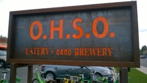 OHSO Sign