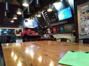 12 WEST Bar Area Anon