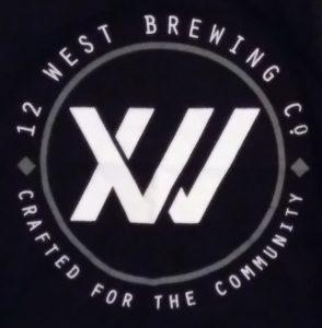12 WEST Logo