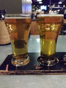 PEORIA Artisan Push Mower Blonde and Citrus IPA