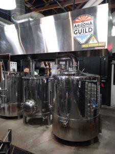 PEORIA Artisan Brew Tanks