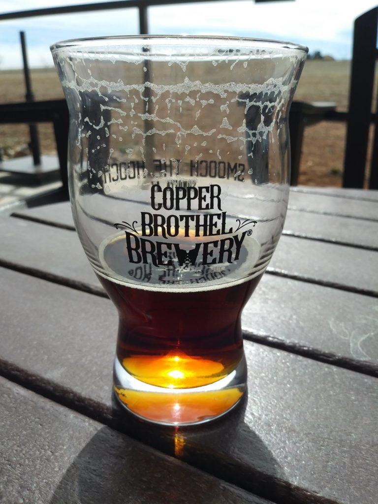 COPPER Brothel Roxie in the Sun