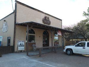 TOMBSTONE Exterior