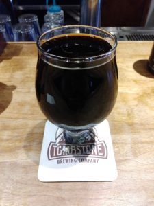 TOMBSTONE Imp Stout Calvados Aged 2